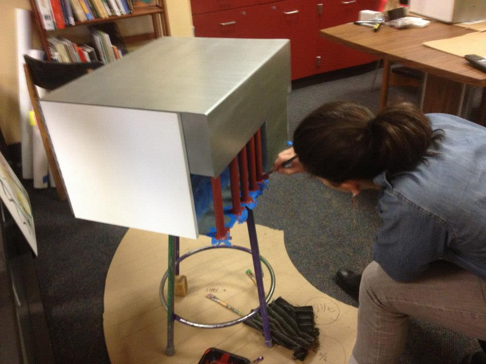 Initial model for the Little Free Libraries