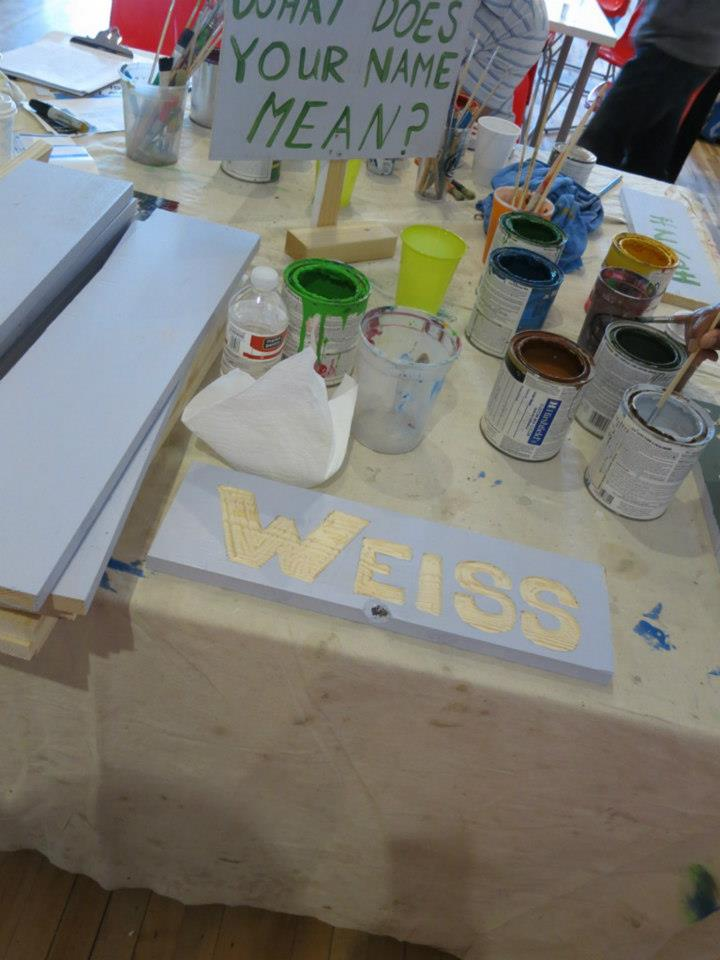Mobile Sign Workshop at the CANDO Office