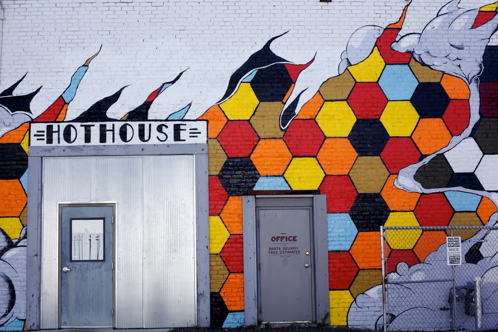 Hothouse Mural