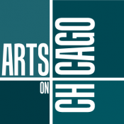 Arts on Chicago | three logos
